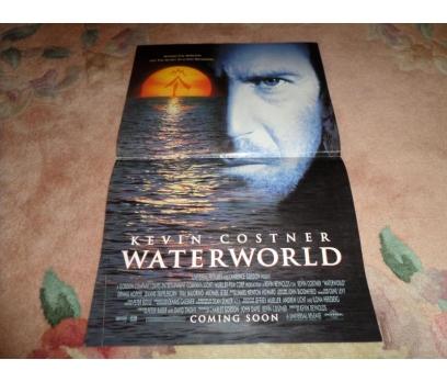 WATER WORLD KEVIN COSTNER FİLM AFİŞİ