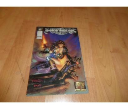 Witchblade - SAYI 1 ÇİZGİ ROMAN DERGİSİ RENKLİ