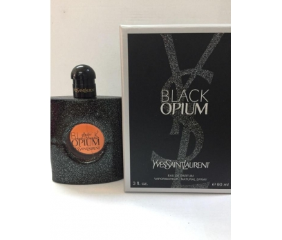 YVES SAİNT LAURENT BLACK OPİUM EDP 100 ML MAĞAZA