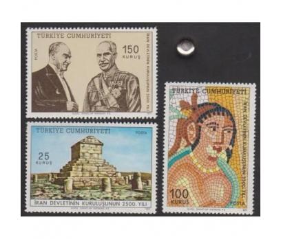 1971-İRAN IN 2.500. YILI TAM SERİ PULLAR
