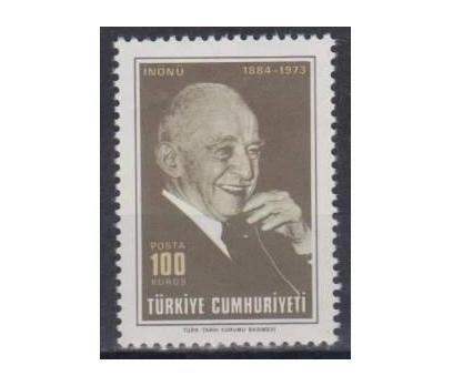 1973 - İSMET İNÖNÜ TAM SERİ PUL