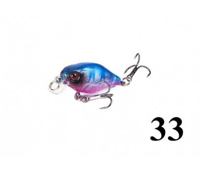 33 Kasna balık avlarına 4.5 cm Crankbait yem