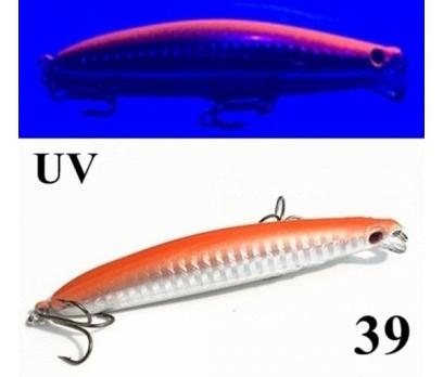 39 UV Boya wobble 9,5 cm rapala sahte yemler