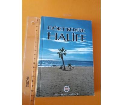 Dört Büyük Halife Kitabı.2.Cilt 1
