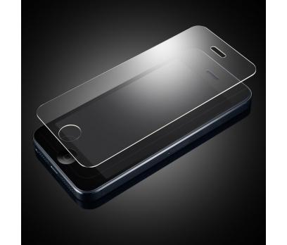 iphone 5S Kırılmaz Cam Gerçek Temperli Cam Şeffaf