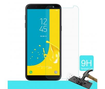 Samsung Galaxy A6 (2018) Temperli Kırılmaz Cam Yüksek Kalite Gerçek Temperli Cam