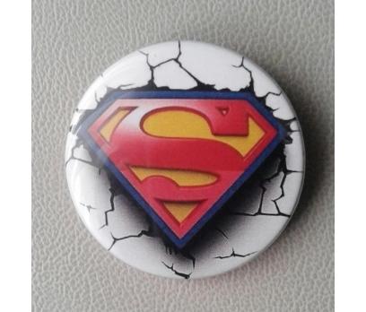 SUPERMAN ARMASI  POP TENEKE ROZET. NADİR BULUNUR