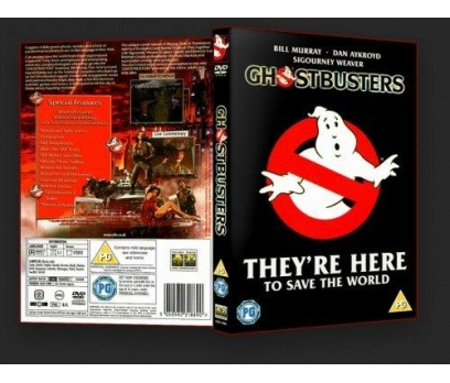 Hayalet Avcıları - Ghostbusters Collection