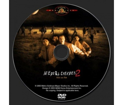 Kabus Gecesi - Jeepers Creepers Movie Collection 3