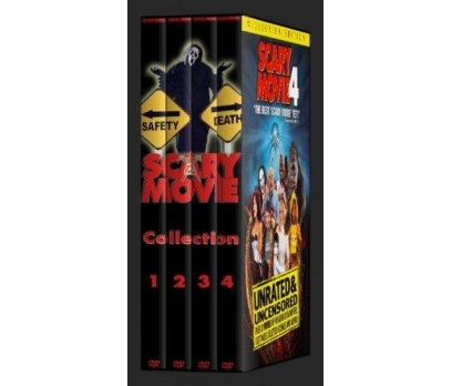 Korkunç Bir Film - Scary Movie Collection