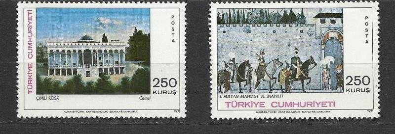 1971 DAMGASIZ TABLO IV  SERİSİ 1