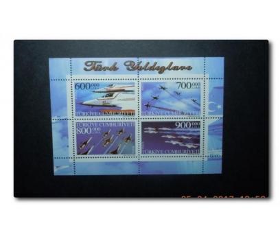 2004 TÜRK YILDIZLARI BLOK-59  (MNH)
