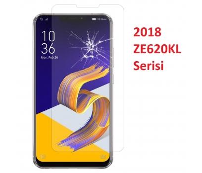 Asus Zenfone 5 ZE620KL 2018 Ekran Koruyucu Aynıgün Hemen Kargo Gerçek Temperli Cam