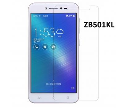 Asus Zenfone Live ZB501KL Kırılmaz Ekran Koruyucusu Şeffaf Gerçek Temperli Cam