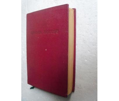 KANSER KOĞUŞU A. Soljenitsin ALTIN KİTAPLAR YAYIN