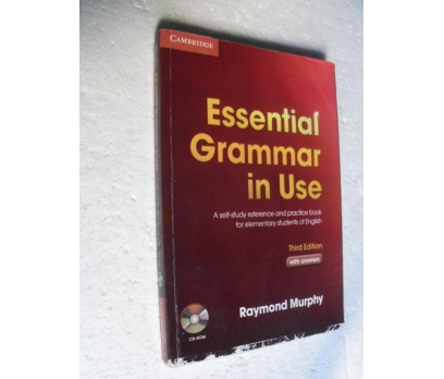 ESSENTIAL GRAMMAR IN USE Third Edition RAYMOND MUR