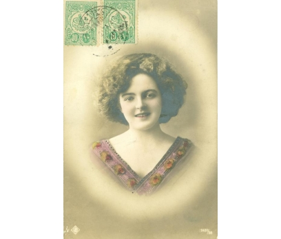 OSMANLI 1910 KARTPOSTAL 10013011001
