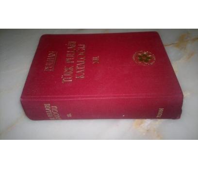 PULHAN TÜRK PULLARI KATALOĞU 12     10199011002 2