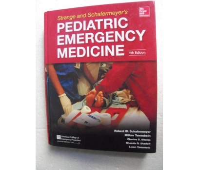 Strange and Schafermeyer's Pediatric Emergency Med
