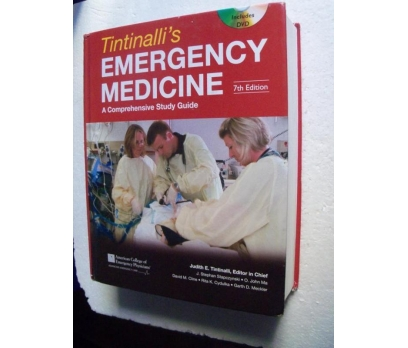 Tintinalli's Emergency Medicine: A Comprehensive S