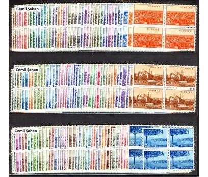 TÜRKİYE 1958-60 BÜYÜK MEMLEKET ŞEHİR 10110041003