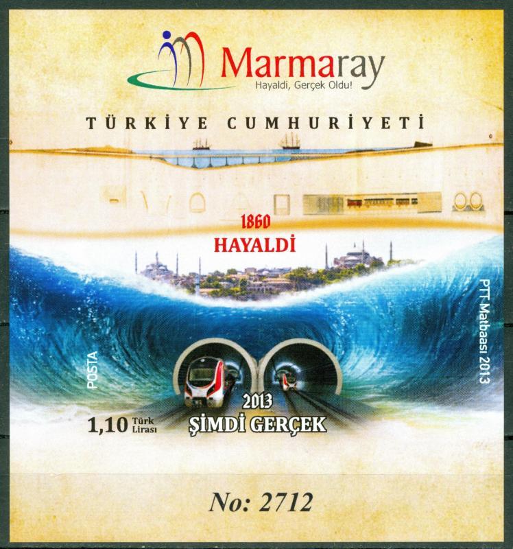 TÜRKİYE 1913 MARMARAY PORTFÖY 10115011001 1