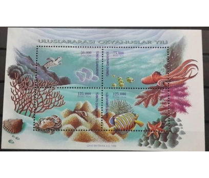 1998 Okyanuslar Yılı anma bloğu