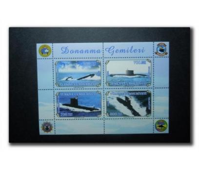 2004 DONANMA GEMİLERİ BLOK-58  (MNH)