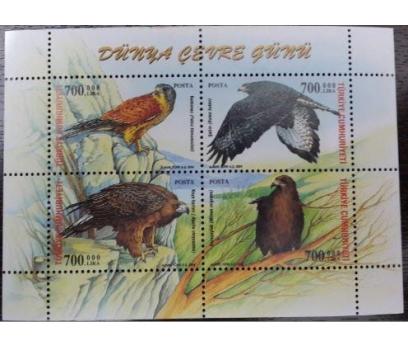 2004 Dünya Çevre Günü- Yırtıcı Kuşlar