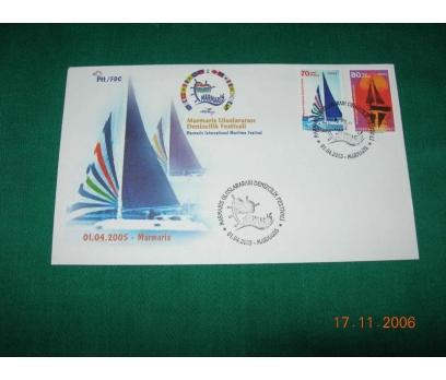2005 Marmaris Uluslararası Denizcilik Fest. F.D.C.