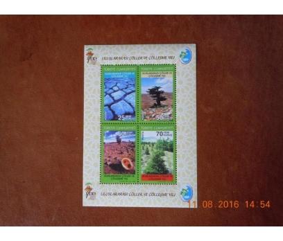 2006  ULUS.ÇÖLLER VE ÇÖLLEŞME YILI BLOK-65  (MNH)