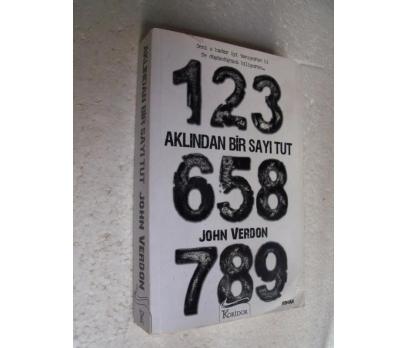 AKLINDAN BİR SAYI TUT John Verdon KORİDOR YAY.