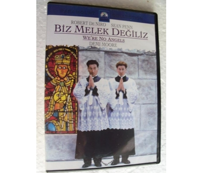BİZ MELEK DEĞİLİZ we' re no angels DVD ROBERT DE N
