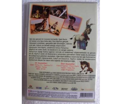 DON KİŞOT Donkey Xote DVD ANİMASYON FİLM 2