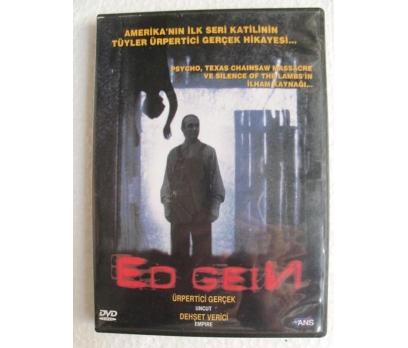 ED GEIN DVD bir seri katilin gerçek hikayesi