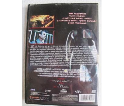 ED GEIN DVD bir seri katilin gerçek hikayesi 2