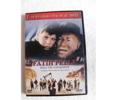 FATİH PELLE Pelle The Conqueror DVD  Bille August