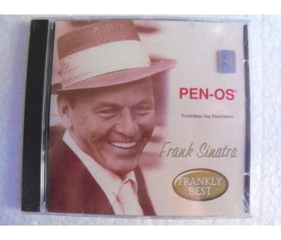 FRANK SINATRA frankly best CD SIFIR