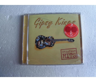 GIBSY KINGS greatest hits CD SIFIR