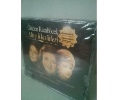 Gülden Karaböcek - Altın Klasikleri / 3 CD Box Set