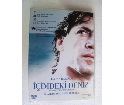 İÇİMDEKİ DENİZ The Sea Inside DVD JAVIER BARDEM