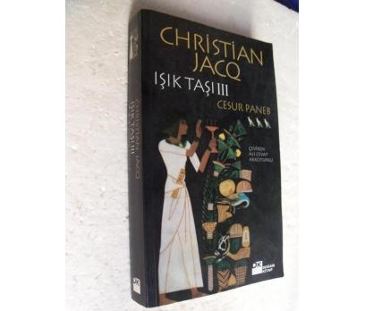 IŞIK TAŞI 3 CESUR PANEB Christian Jacq
