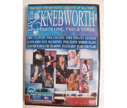 Live At KNEBWORTH The Best Rock Concert Of Al 2DVD