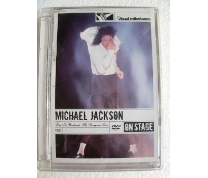 MICHAEL JACKSON Live In Bucharest The Dangerou DVD