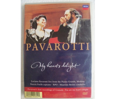Pavarotti & Friends - For Cambodia & Tibet DVD 2