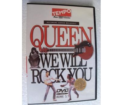 QUEN we will rock you DVD