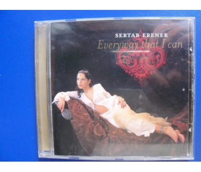 SERTAP ERENER Every Way That I Can CD SIFIR