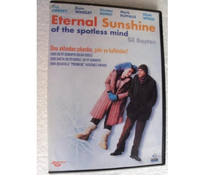 SİL BAŞTAN eternal sunshine DVD Jim Carrey, Kate W