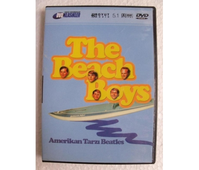 THE BEACH BOYS amerikan tarzı beatles DVD