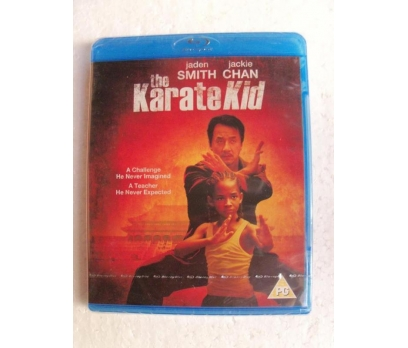 THE KARATE KID Blu-ray SIFIR